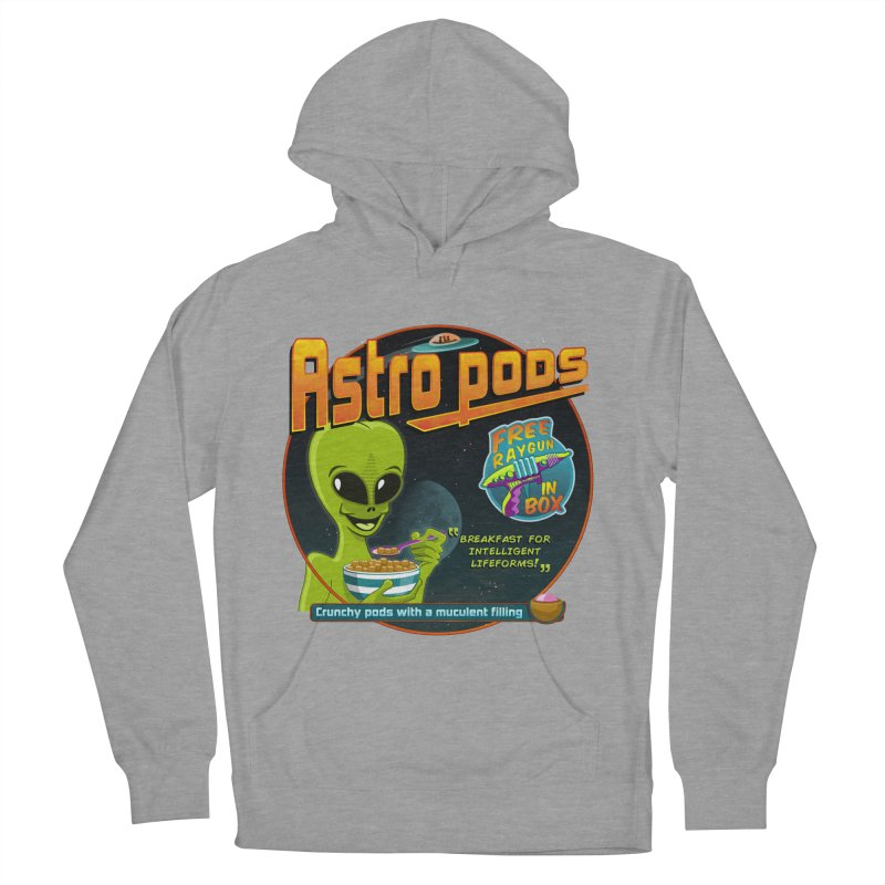 Astropods Men's Pullover Hoody by ferg's Artist Shop
