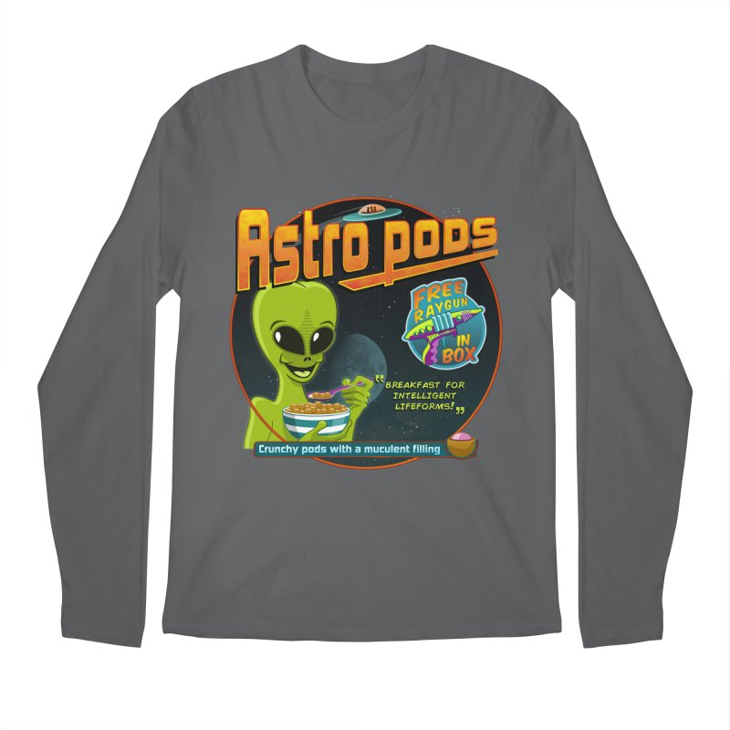 Astropods Men's Longsleeve T-Shirt by ferg's Artist Shop