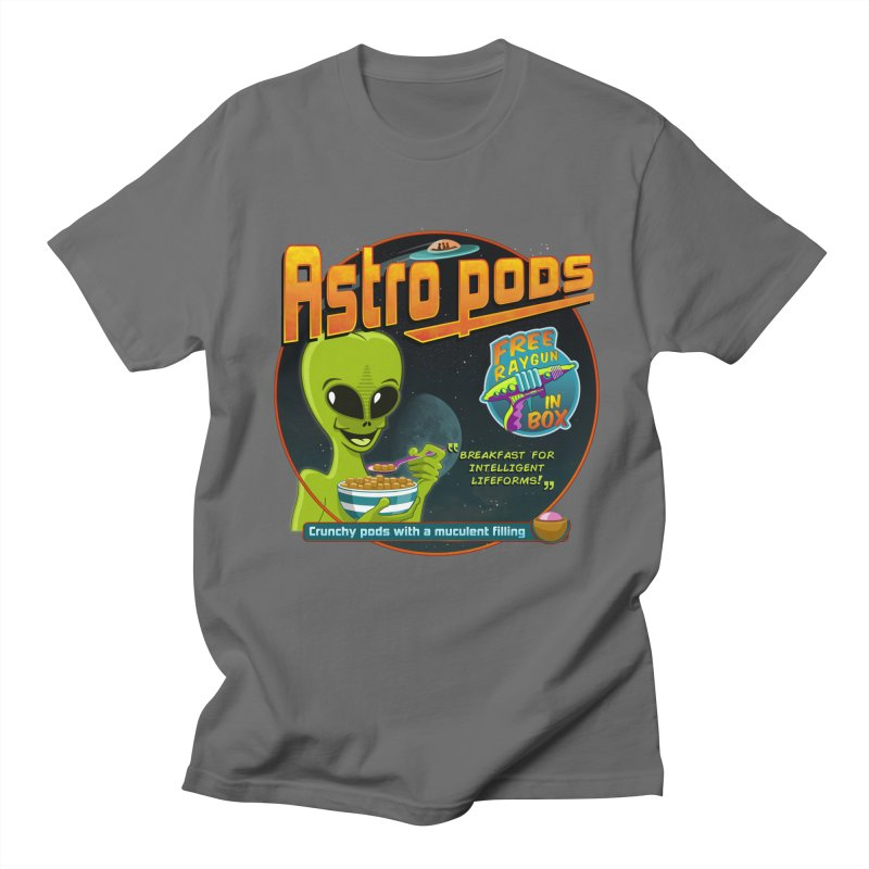 Astropods Men's T-Shirt by ferg's Artist Shop