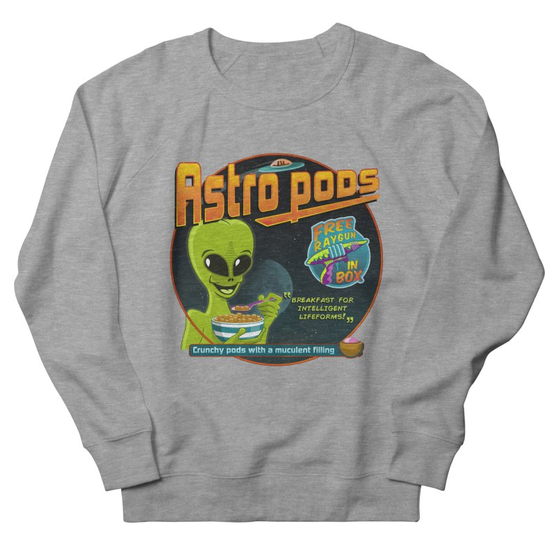 Astropods Women's Sweatshirt by ferg's Artist Shop