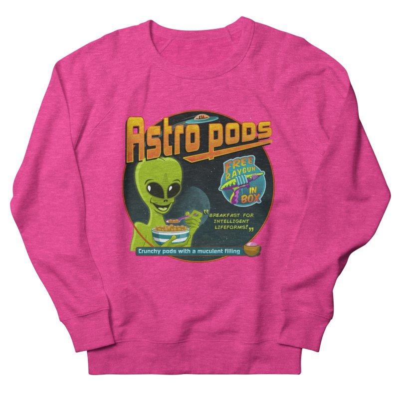 Astropods Women's Sweatshirt by ferg's Artist Shop