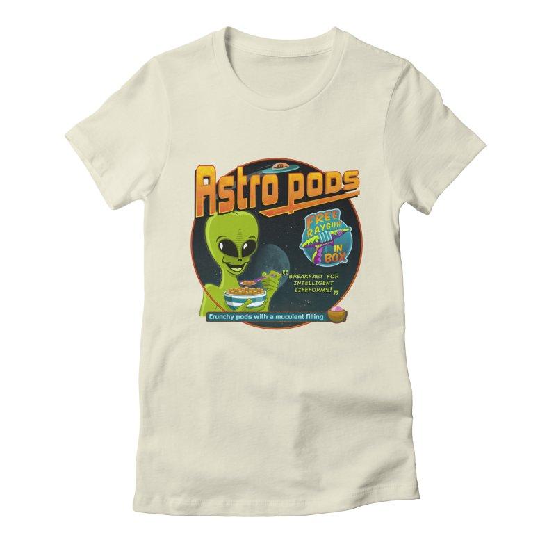 Astropods Women's T-Shirt by ferg's Artist Shop