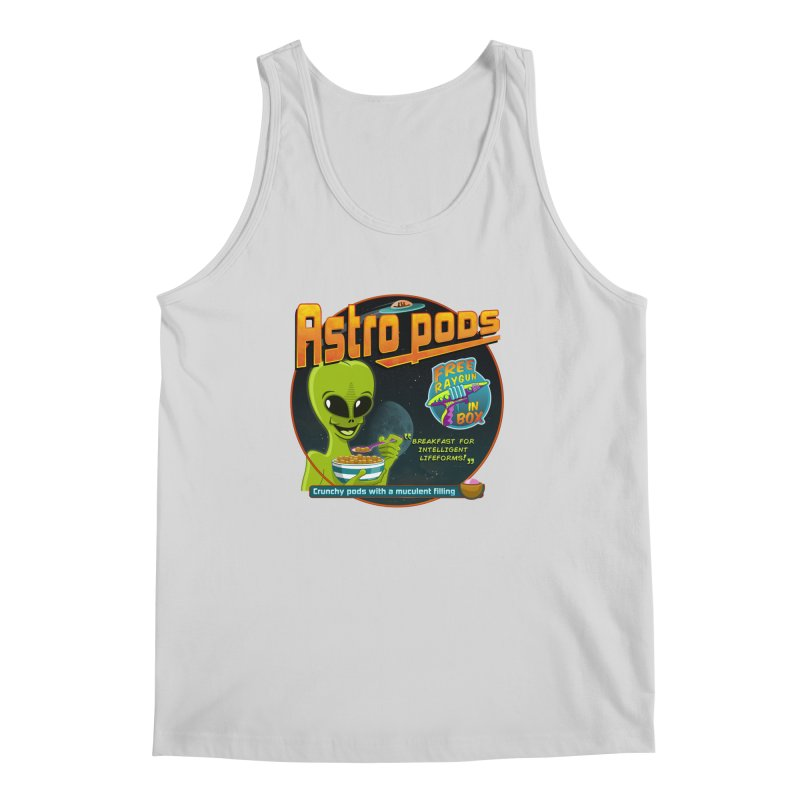 Astropods Men's Regular Tank by ferg's Artist Shop