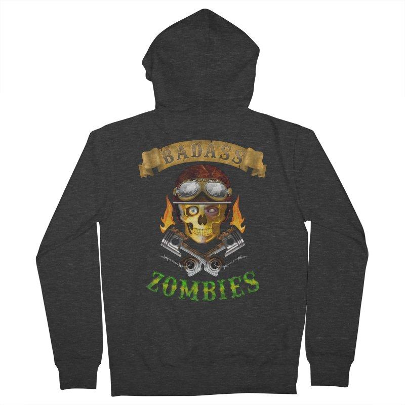 Badass Zombies   by ferg's Artist Shop