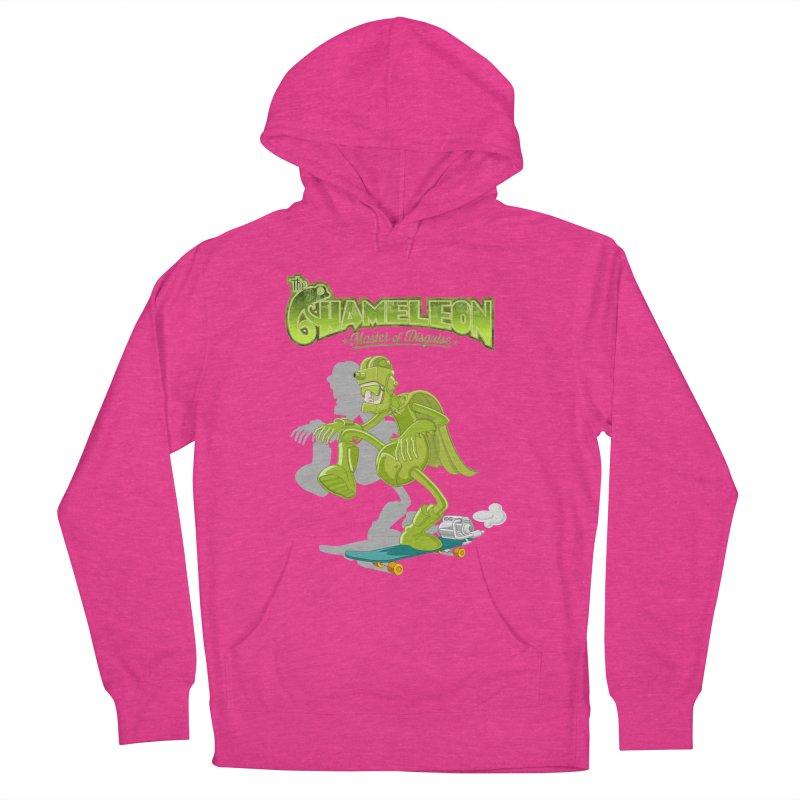 Chameleon Women's Pullover Hoody by ferg's Artist Shop