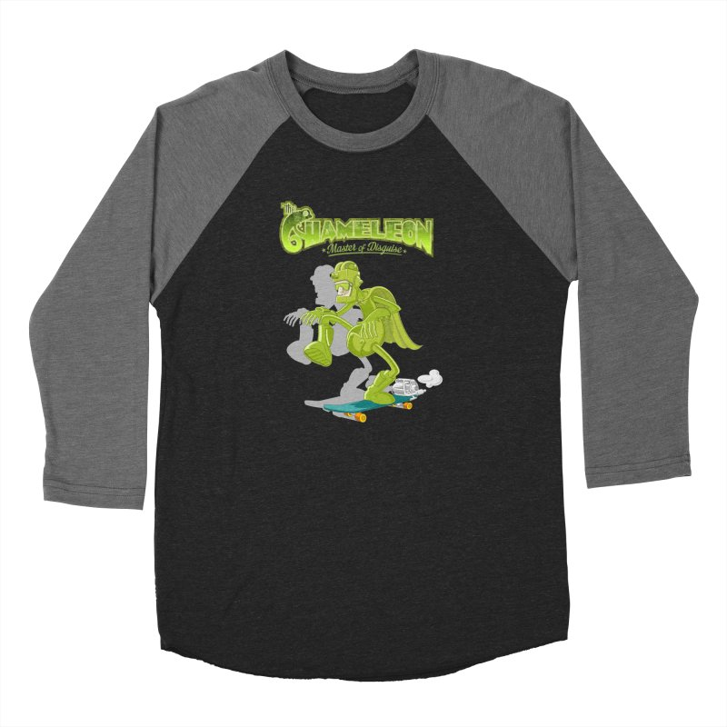Chameleon Women's Longsleeve T-Shirt by ferg's Artist Shop