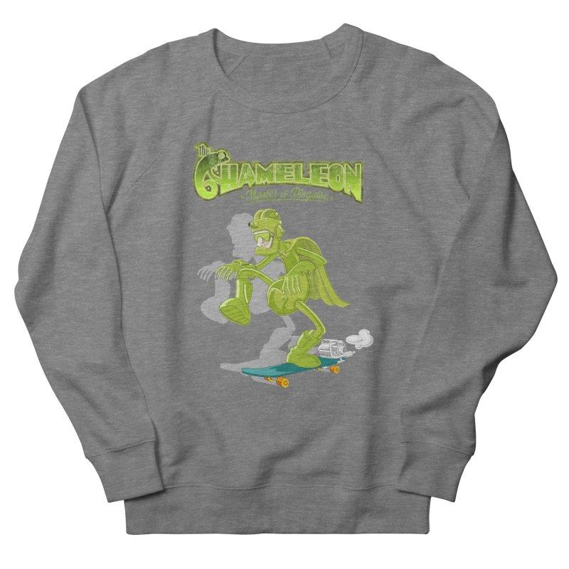 Chameleon Women's Sweatshirt by ferg's Artist Shop