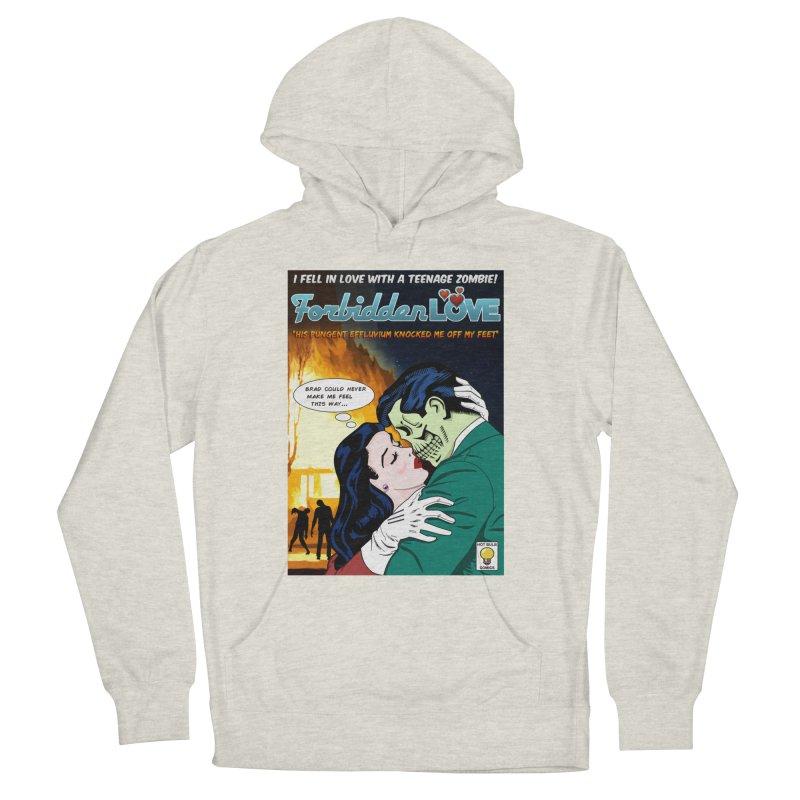 Forbidden Love Men's Pullover Hoody by ferg's Artist Shop