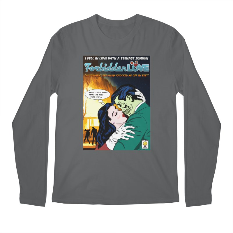 Forbidden Love Men's Longsleeve T-Shirt by ferg's Artist Shop