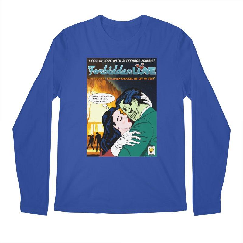 Forbidden Love Men's Longsleeve T-Shirt by ferg's Artist Shop