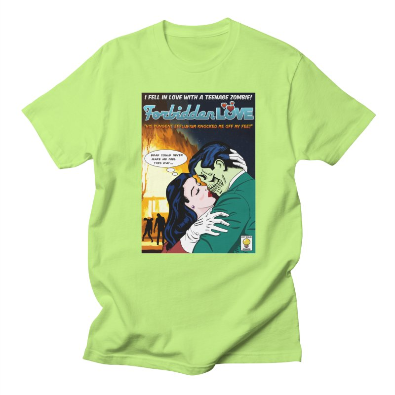 Forbidden Love Men's T-Shirt by ferg's Artist Shop