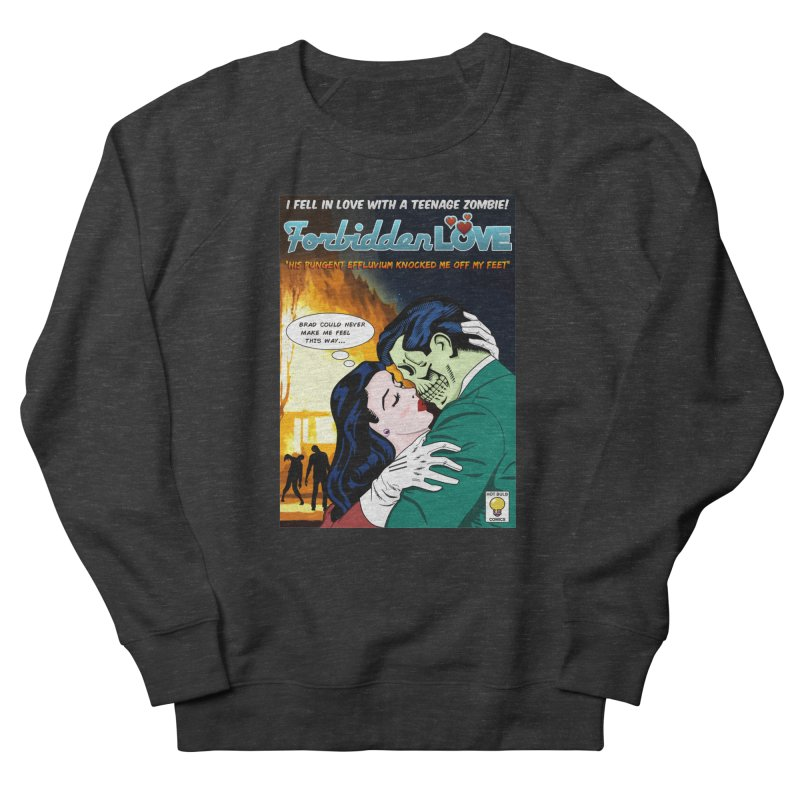 Forbidden Love Men's Sweatshirt by ferg's Artist Shop