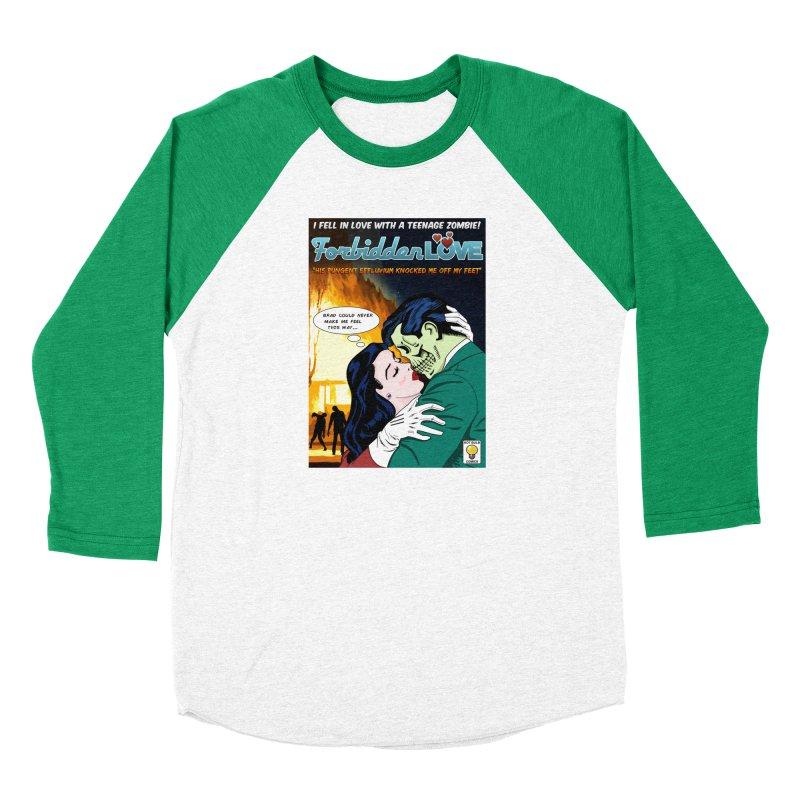 Forbidden Love Women's Longsleeve T-Shirt by ferg's Artist Shop