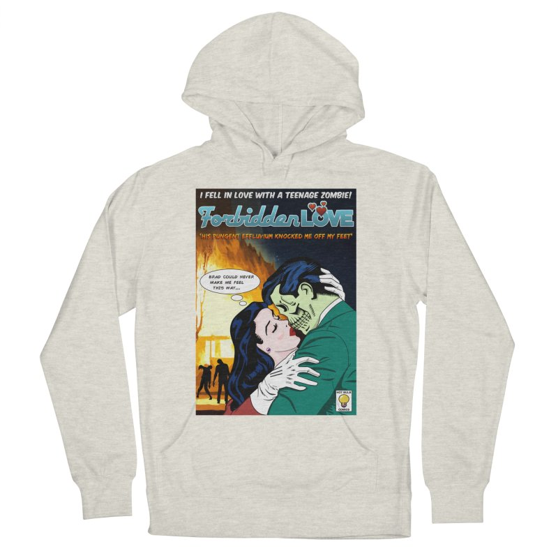 Forbidden Love Women's Pullover Hoody by ferg's Artist Shop