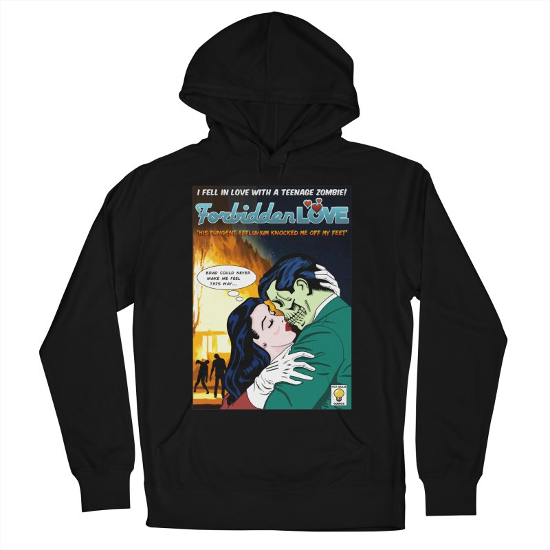 Forbidden Love Women's French Terry Pullover Hoody by ferg's Artist Shop