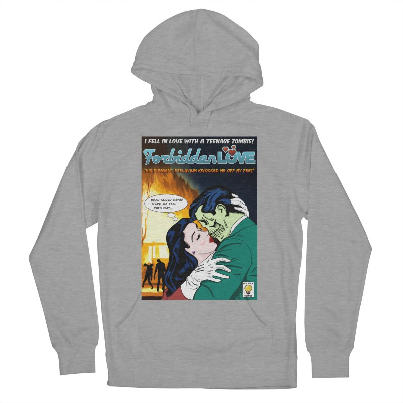 Forbidden Love Men's French Terry Pullover Hoody by ferg's Artist Shop