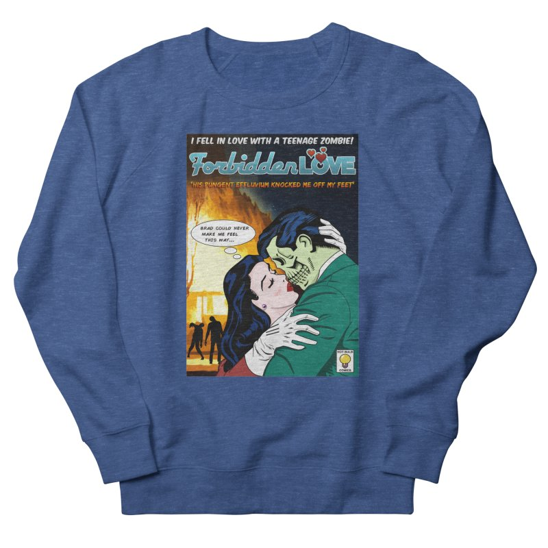 Forbidden Love Men's Sweatshirt by ferg's Artist Shop