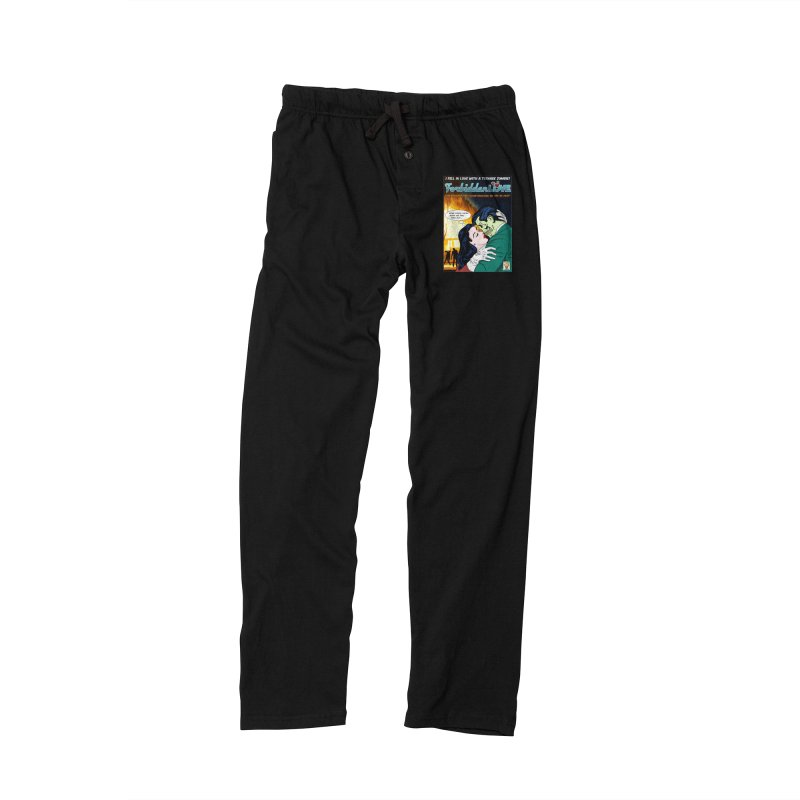 Forbidden Love Men's Lounge Pants by ferg's Artist Shop