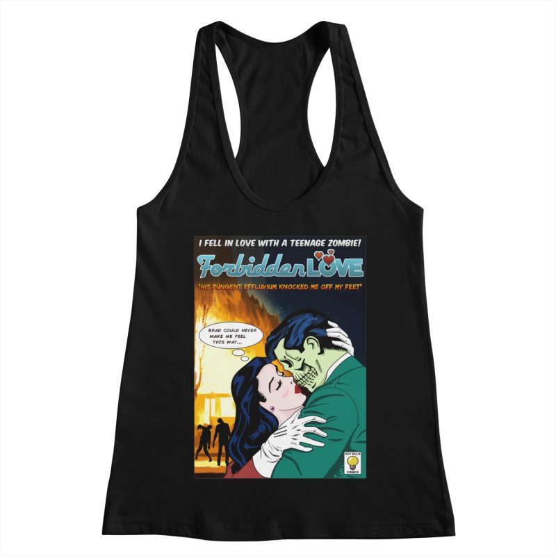 Forbidden Love Women's Tank by ferg's Artist Shop