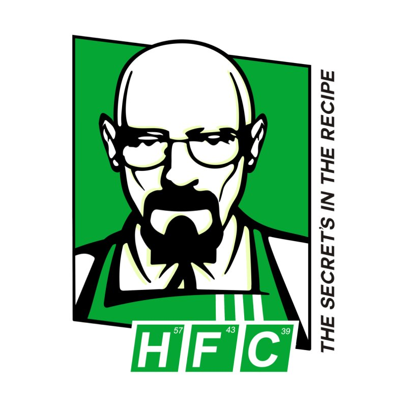 Heisenberg Fried Chicken Men's Tank by ferg's Artist Shop
