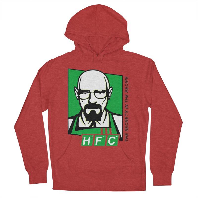 Heisenberg Fried Chicken Women's Pullover Hoody by ferg's Artist Shop