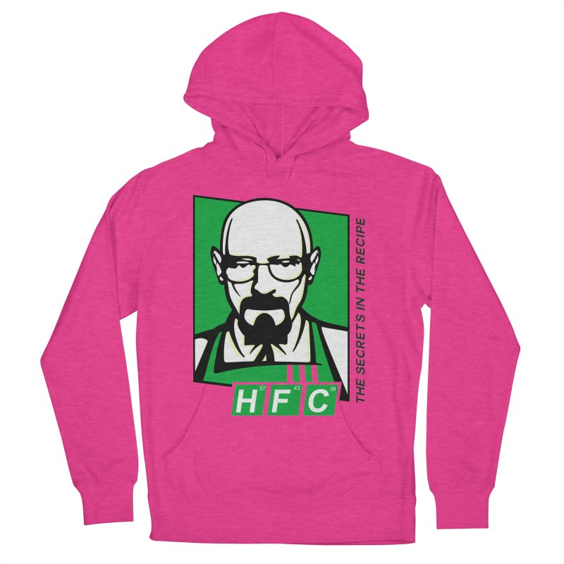 Heisenberg Fried Chicken Women's Pullover Hoody by ferg's Artist Shop