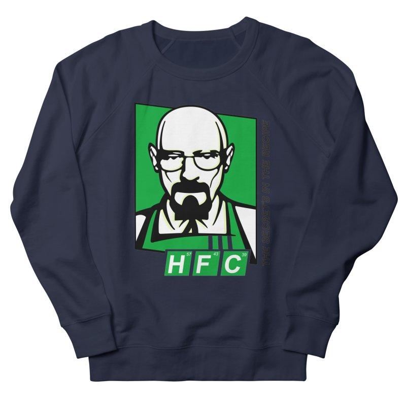Heisenberg Fried Chicken Women's Sweatshirt by ferg's Artist Shop
