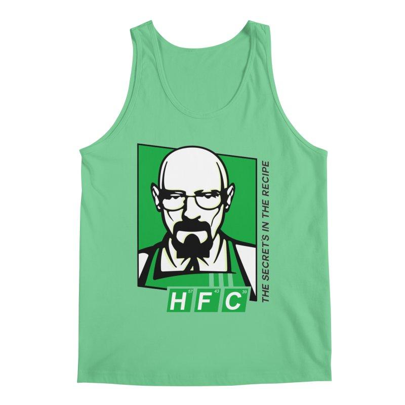 Heisenberg Fried Chicken Men's Regular Tank by ferg's Artist Shop