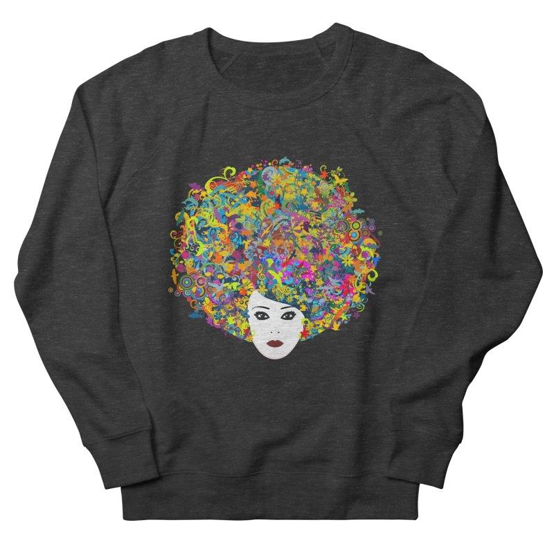 Great Hair Day Men's Sweatshirt by ferg's Artist Shop