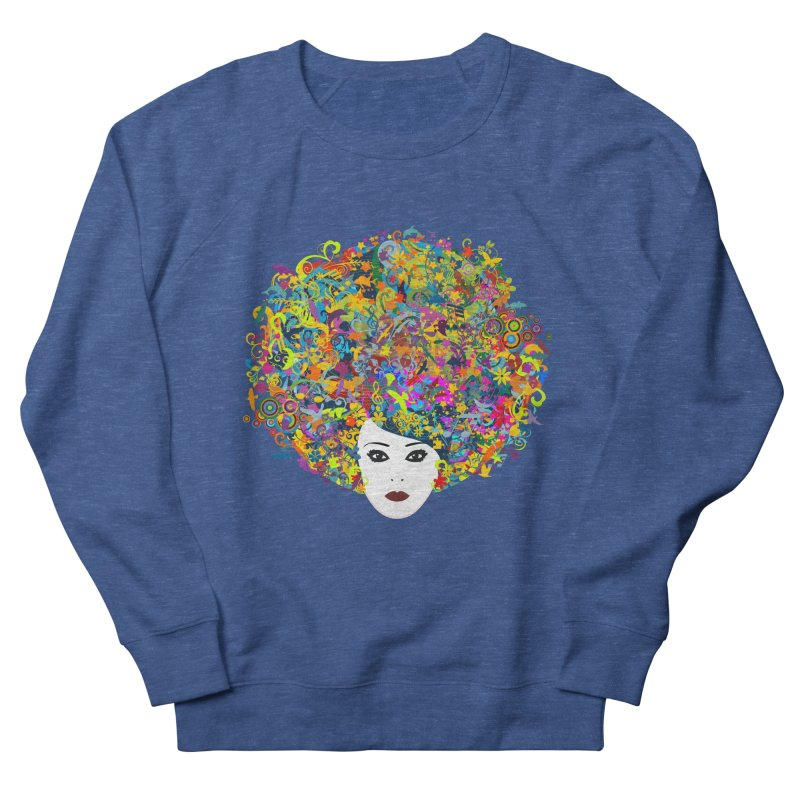 Great Hair Day Men's Sweatshirt by ferg's Artist Shop