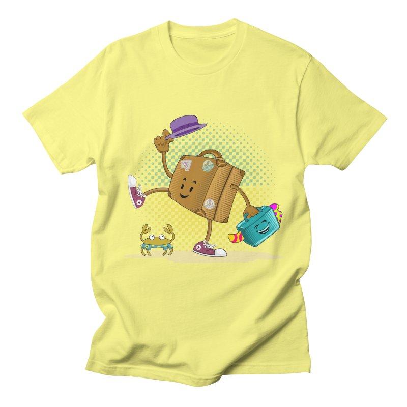 Holidays Men's T-Shirt by ferg's Artist Shop