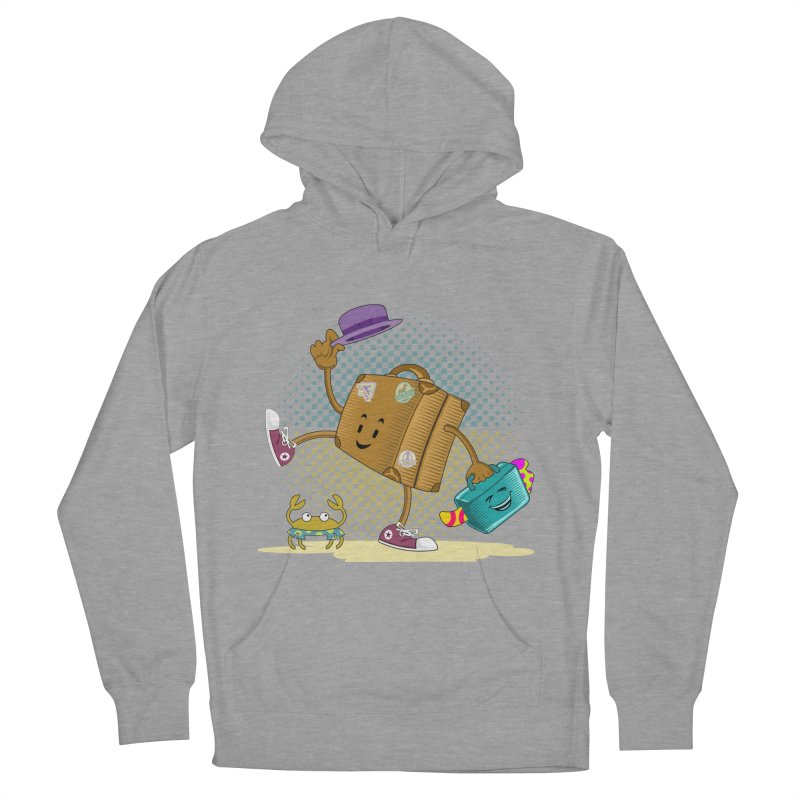 Holidays Women's French Terry Pullover Hoody by ferg's Artist Shop