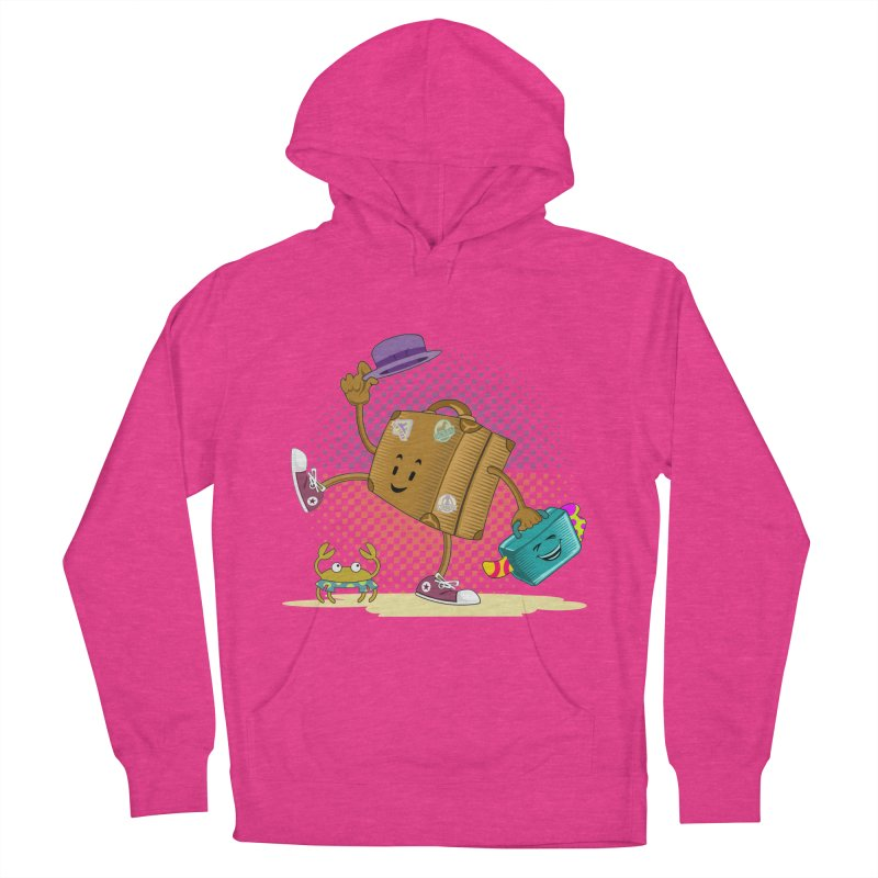 Holidays Men's French Terry Pullover Hoody by ferg's Artist Shop