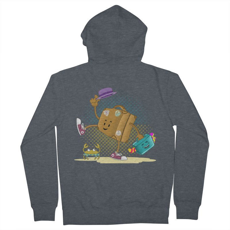 Holidays Women's Zip-Up Hoody by ferg's Artist Shop