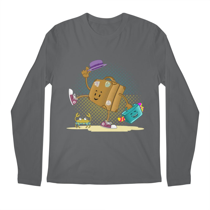 Holidays Men's Longsleeve T-Shirt by ferg's Artist Shop