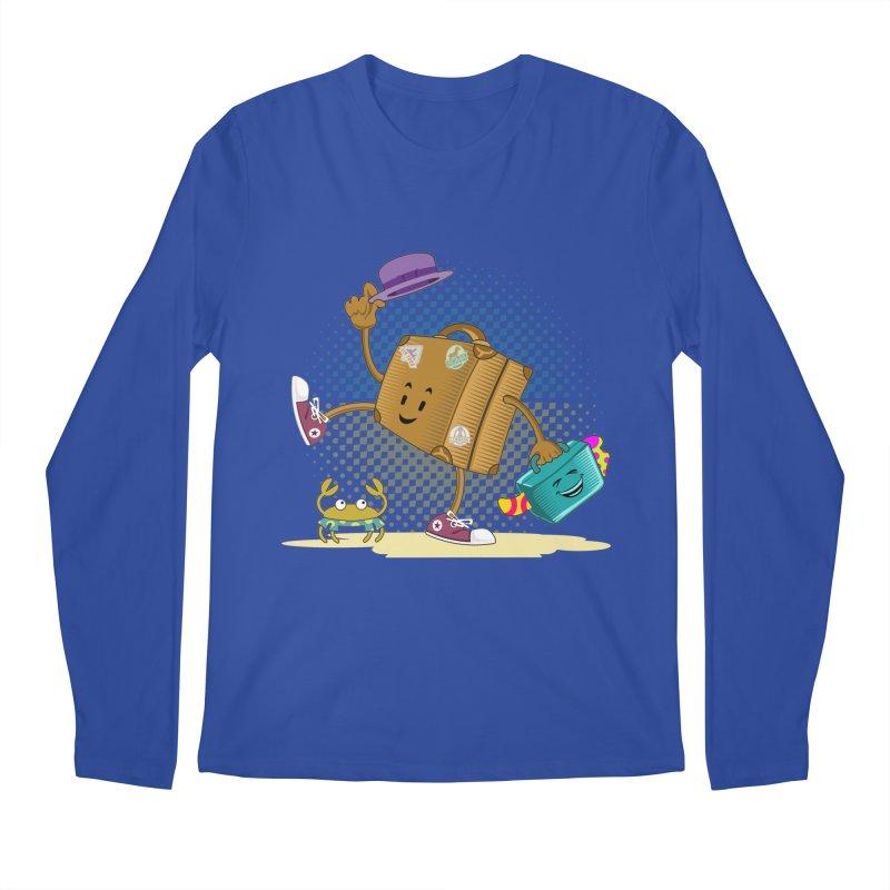 Holidays Men's Regular Longsleeve T-Shirt by ferg's Artist Shop