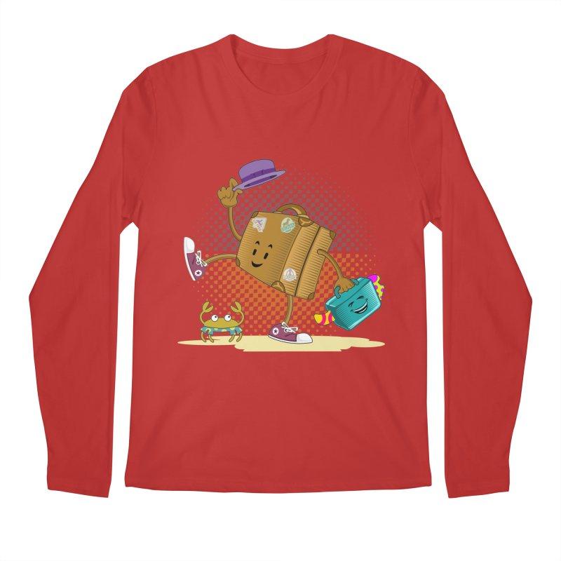 Holidays Men's Longsleeve T-Shirt by ferg's Artist Shop
