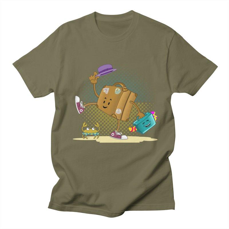 Holidays Men's Regular T-Shirt by ferg's Artist Shop