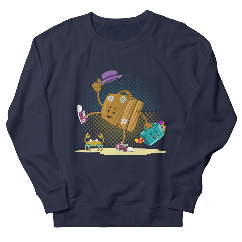 Holidays Women's French Terry Sweatshirt by ferg's Artist Shop