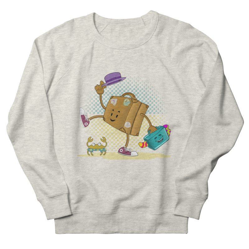 Holidays Men's French Terry Sweatshirt by ferg's Artist Shop