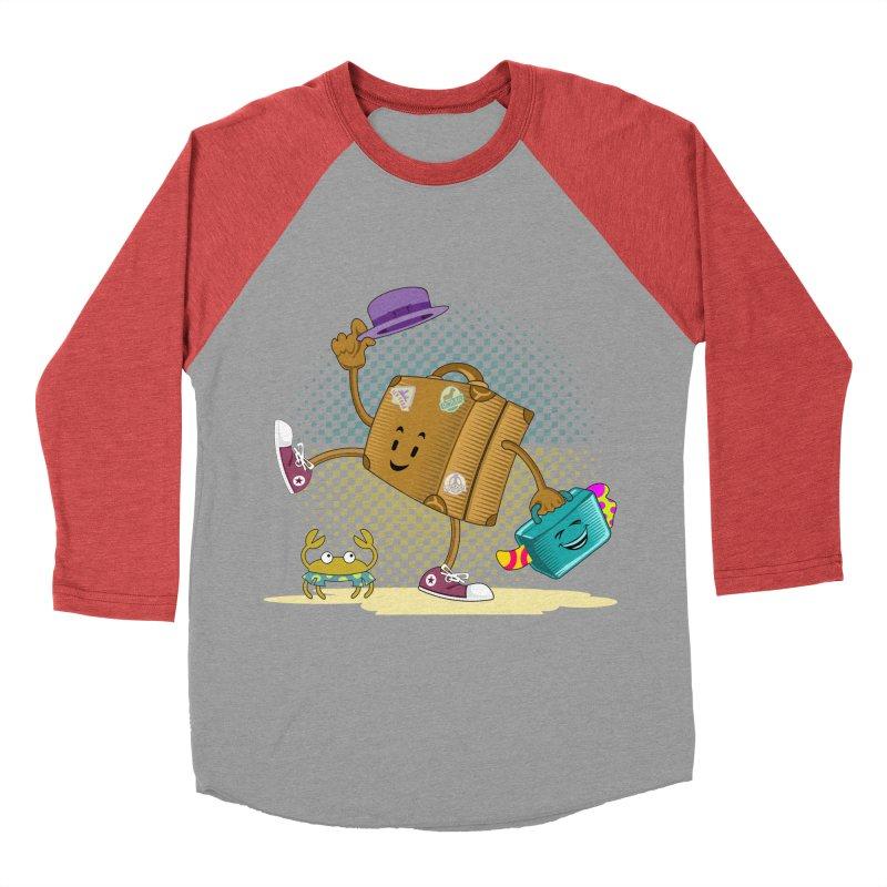 Holidays Women's Baseball Triblend Longsleeve T-Shirt by ferg's Artist Shop
