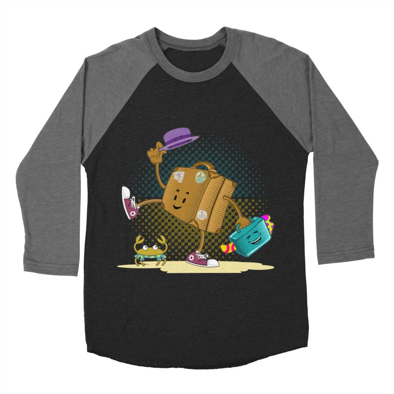 Holidays Women's Baseball Triblend Longsleeve T-Shirt by ferg's Artist Shop