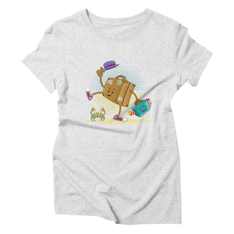 Holidays Women's T-Shirt by ferg's Artist Shop