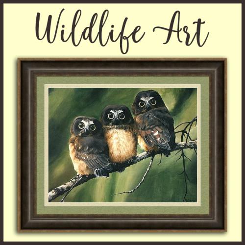 Wildlife-Art