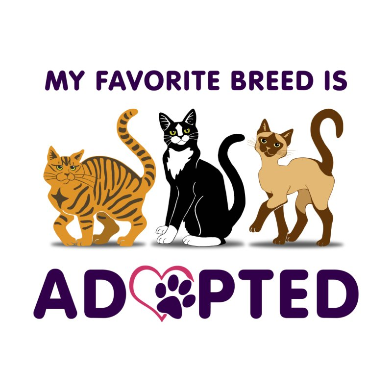 My Favorite Breed is Adopted by Ferine Fire