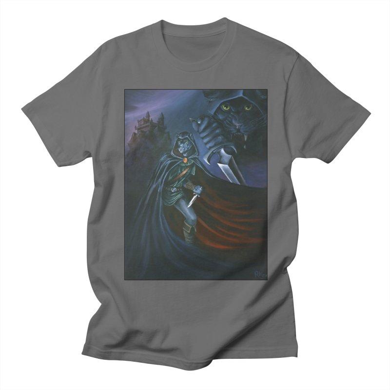 The Assassin Men's T-Shirt by Ferine Fire