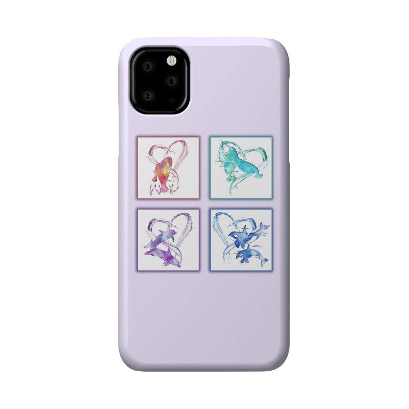 Ocean Love Accessories Phone Case by Ferine Fire