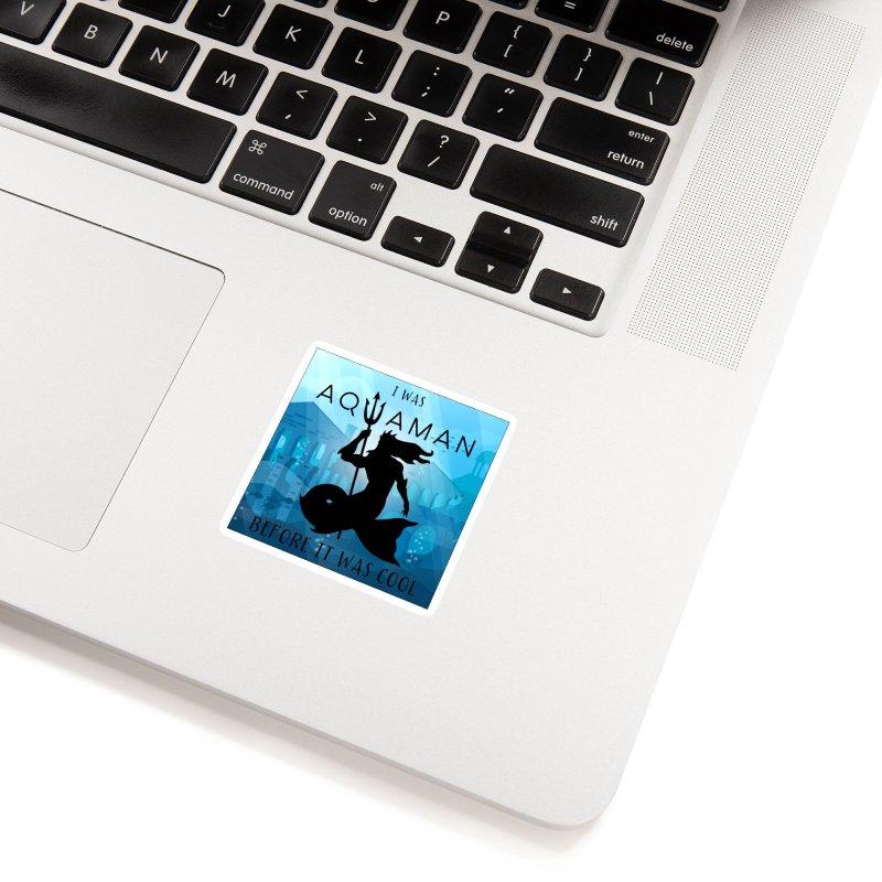 Triton's Lament Accessories Sticker by Ferine Fire