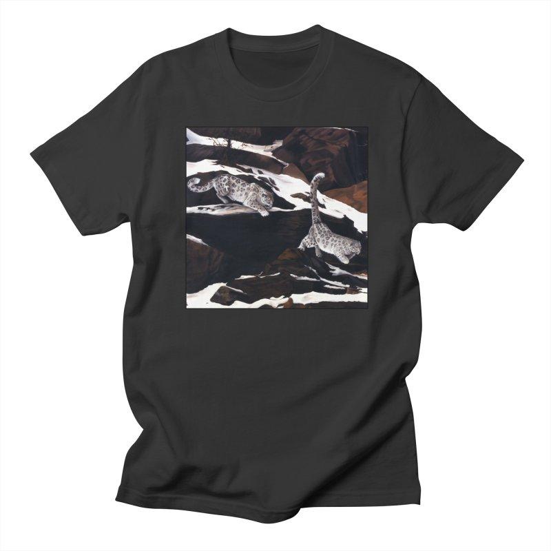 Cat Tails Women's Regular Unisex T-Shirt by Ferine Fire