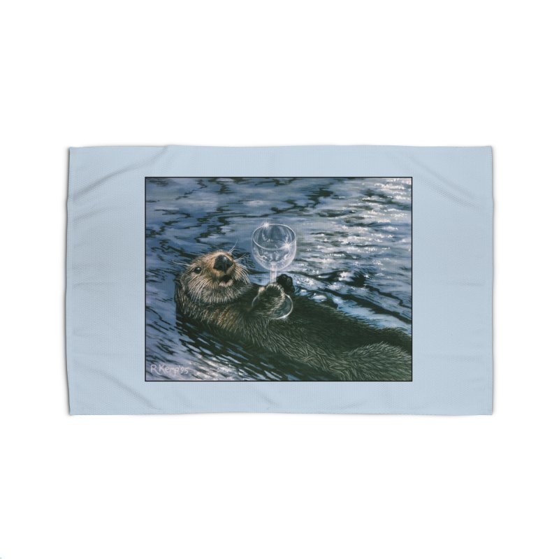 Ya Otter Relax Home Rug by Ferine Fire